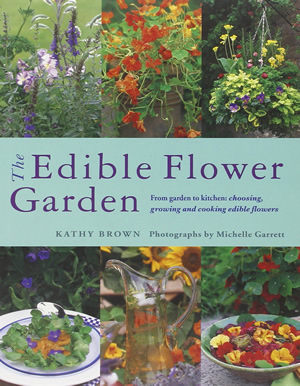 The Edible Flower Garden