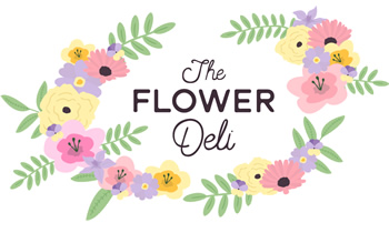The Flower Deli logo