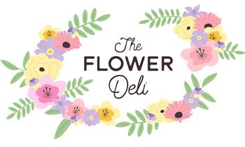 The Flower Deli logo